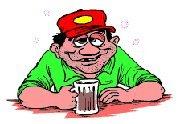 buveur de biere