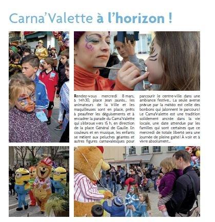 Carnavalette en images