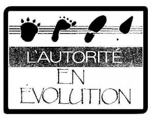 l'autorite en evolution