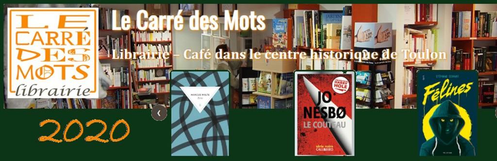LECTURE LIBRAIRIE CARRE DES MOTS