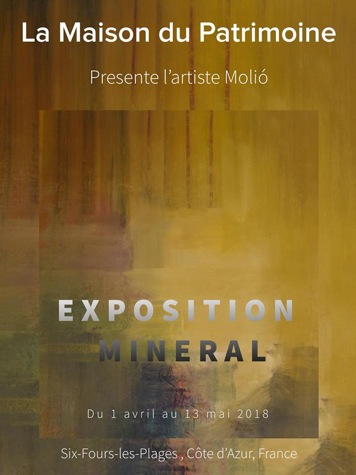 MOLIO EXPO MINERAL SIX FOURS