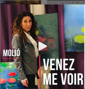 MOLIO VENEZ ME VOIR PARIS 2019