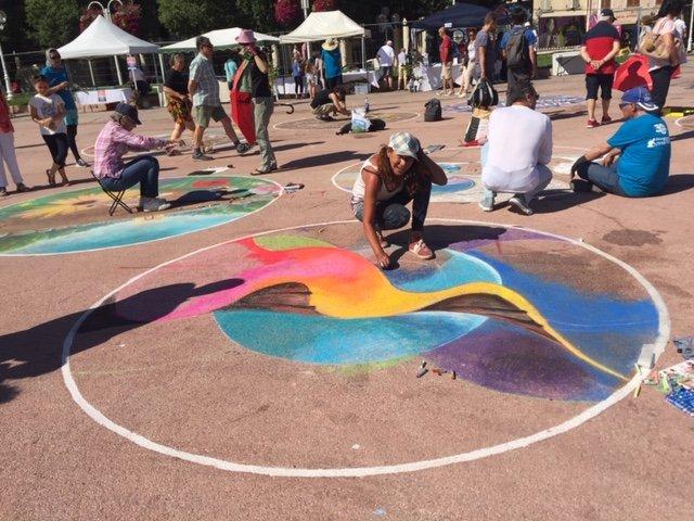 MOLIO STREET ART TOULON 2019
