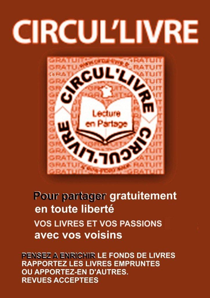 POINT LIVRE AFFICHE CIRCUL LIVRES blog