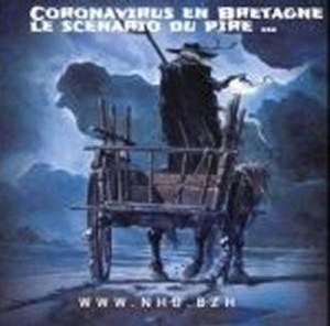 coronavirus en Bretagne