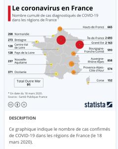 2020.03.18 LA FRANCE CARTE