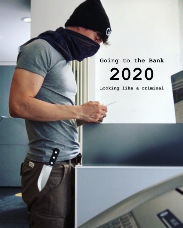 2020.04.28 MARDI  TOM BANQUE