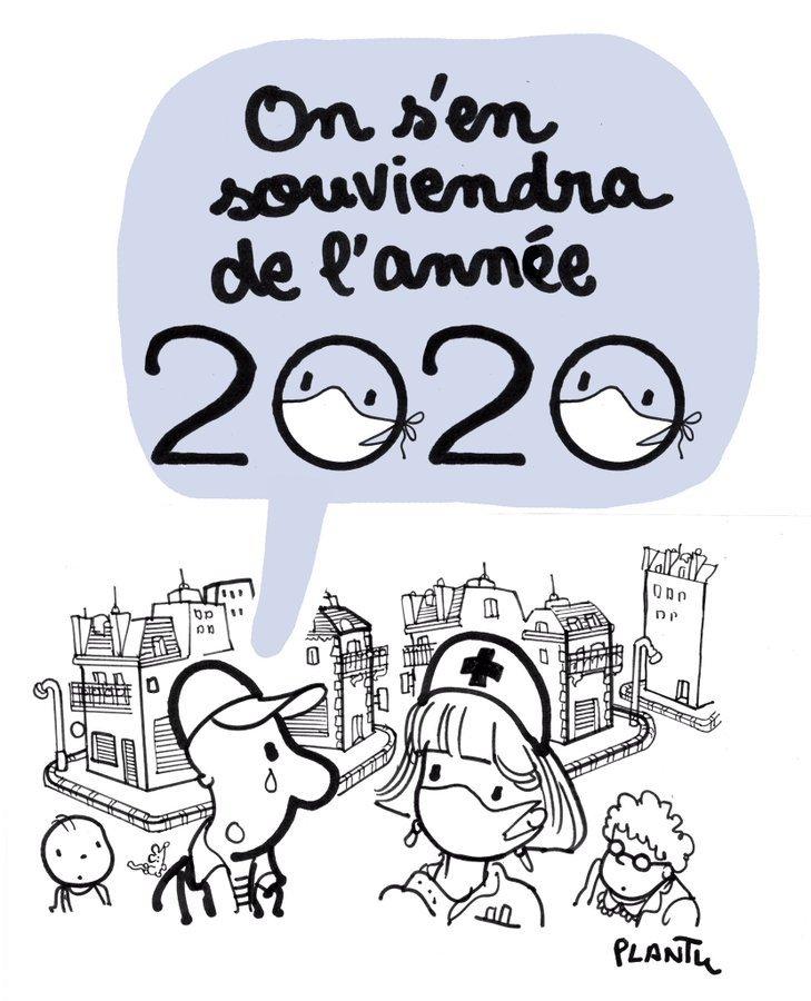 L'ANNEE 2020