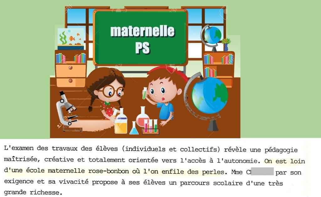 MA MATERNELLE PS